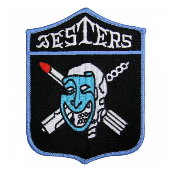 Navy Fighter Squadron VF-73 (Jesters) Patch
