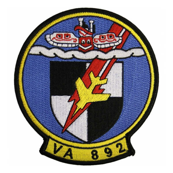 Navy Attack squadron VA-892 Patch