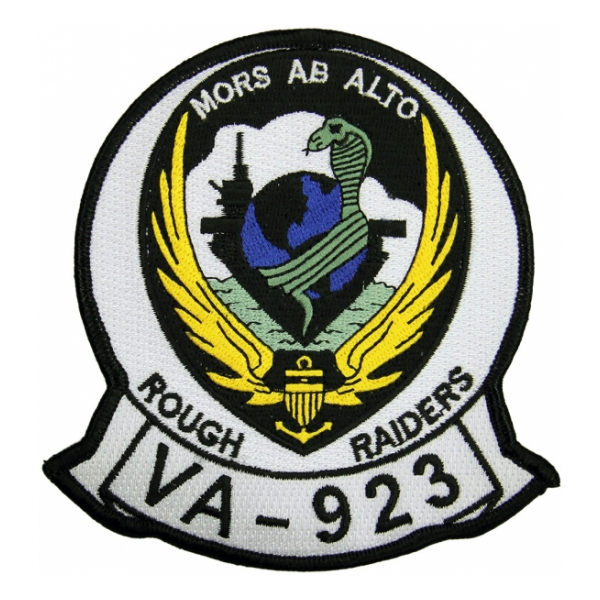 Navy Attack squadron VA-923 Patch