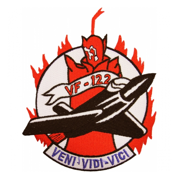 Navy Fighter Squadron VF-122 Patch