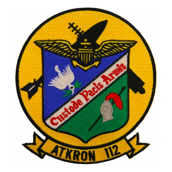 Navy Attack Squadron VA-112 Patch