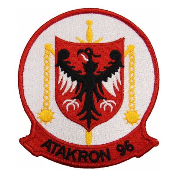 Navy Attack Squadron VA-96 Patch