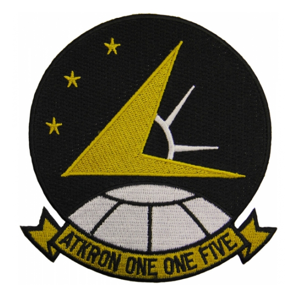 Navy Attack Squadron VA-115 Patch