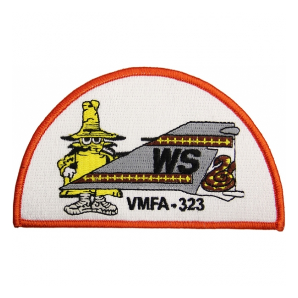 Marine Fighter Attack Squadron VMFA-323 Patch