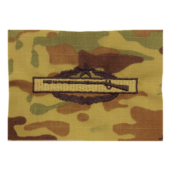 Army Scorpion Combat Infantry Badge 2nd Award Sew-on