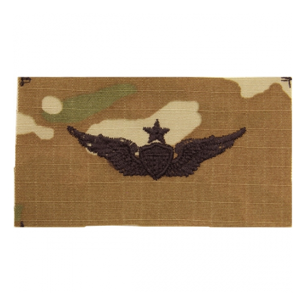 Army Scorpion Senior Aviator Badge Sew-on