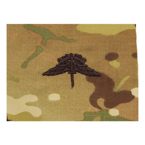 Army Scorpion Halo Badge Sew-on