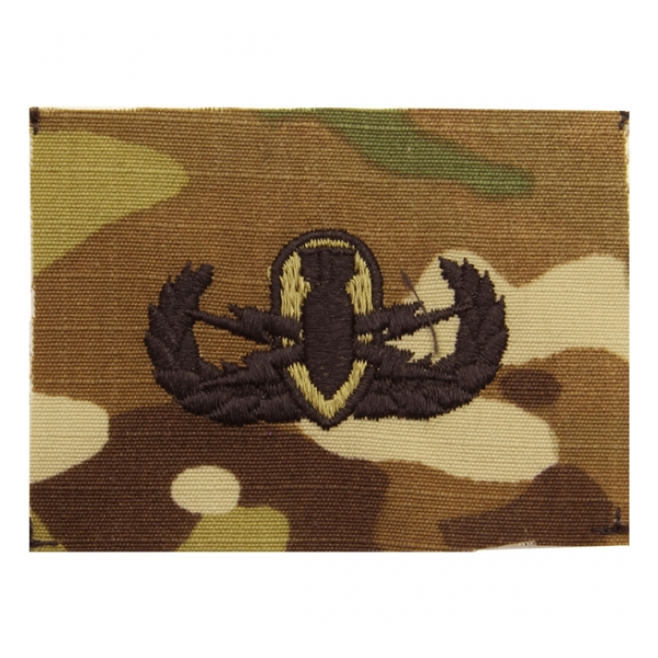 Army Scorpion Explosive Ordnance Disposal Badge Sew-on