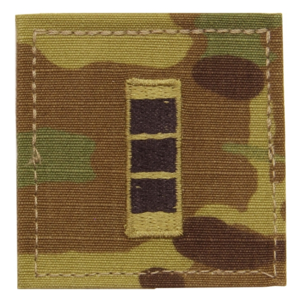 Army Scorpion Warrant Officer 3 Rank Sew-on