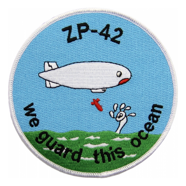 Navy Airship Patrol Squadron ZP-42 Patch