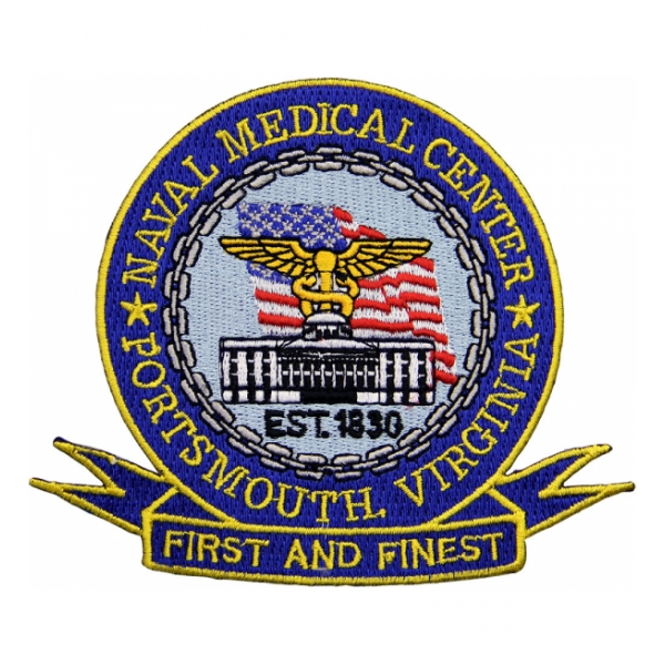 Naval Medical Center Portsmouth, Virginia Patch