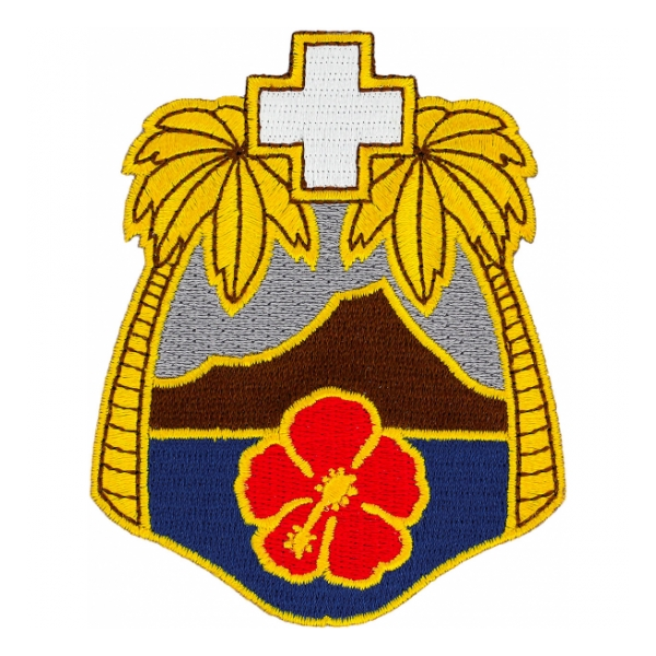 Tripler Army Medical Center Patch