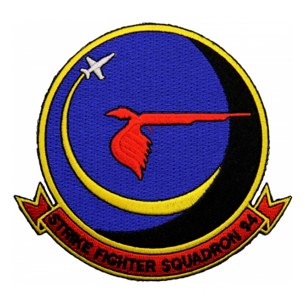 Navy Strike Fighter Attack Squadron VFA-94 Patch