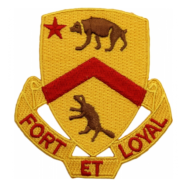 301st Cavalry Regiment Patch