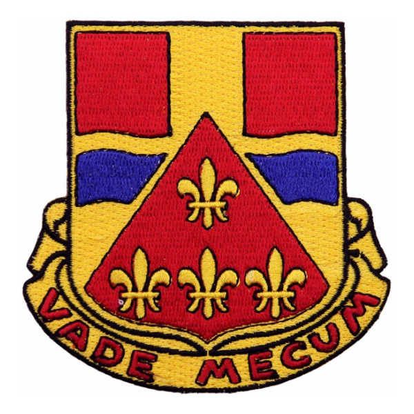 566th Field Artillery Battalion Patch