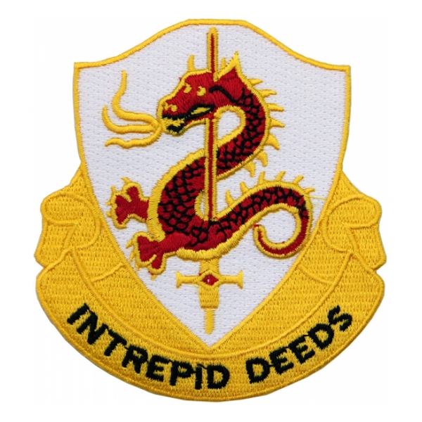 204th Infantry Regiment Patch