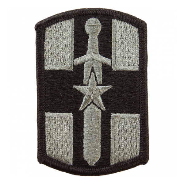 807th Medical Command Patch Foliage Green (Velcro Backed)