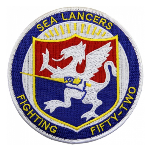 Navy Fighter Squadron VF-52 (Sea Lancers - Fighting Fifty Two) Patch
