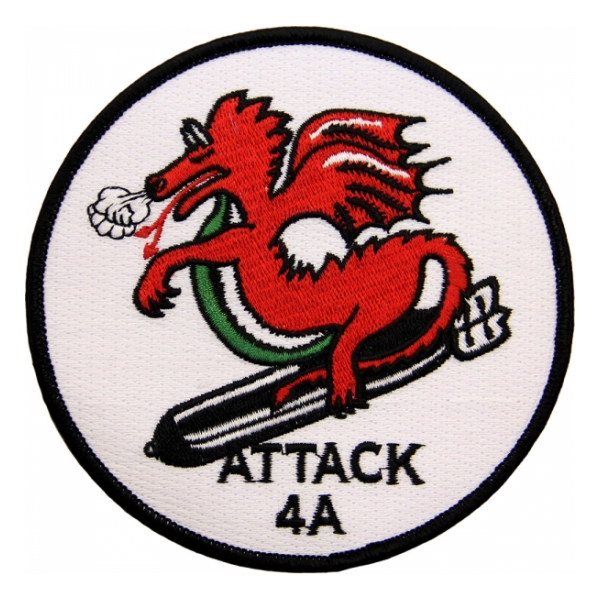 Navy Attack Squadron VA-4A Patch