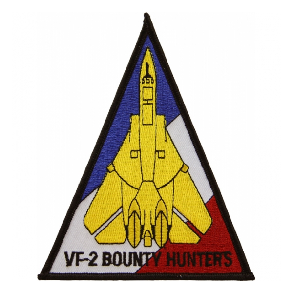 Navy Fighter Squadron VF-2 Bounty Hunters Patch