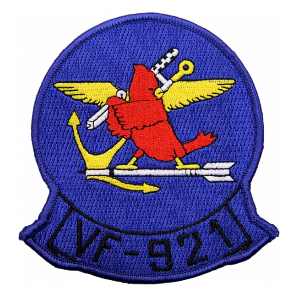 Navy Fighter Squadron Patch VF-921 Patch