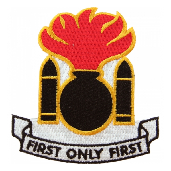 101st Ordnance Battalion Patch