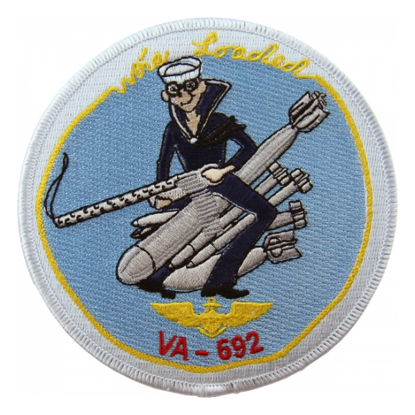 Navy Attack Squadron VA-692 Patch