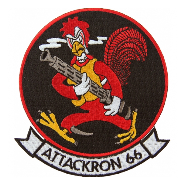 Navy Attack Squadron VA-66 Patch