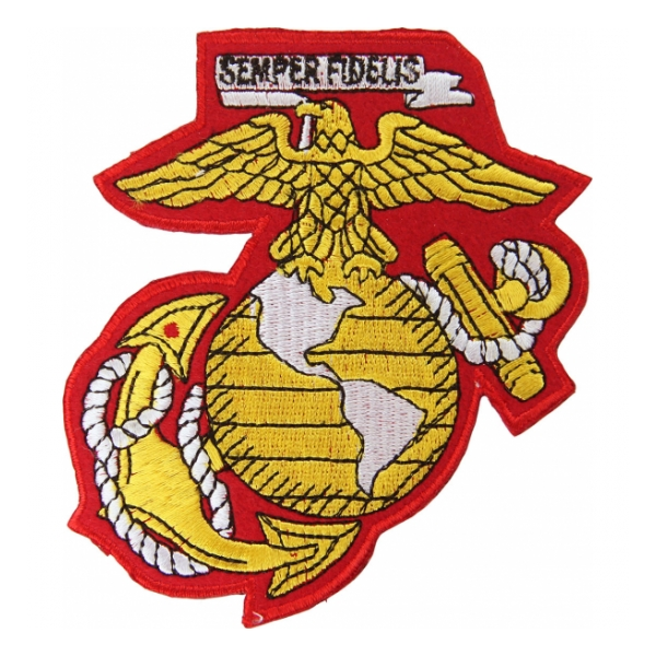 Marine Corps Eagle Globe & Anchor Patch