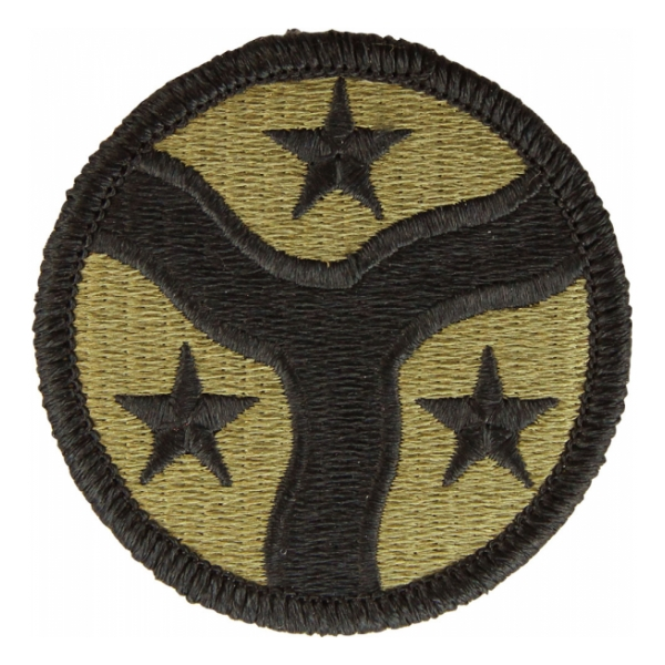 278th Armored Cavalry Regiment Scorpion / MultiCam OCP Patch With Hook Fastener