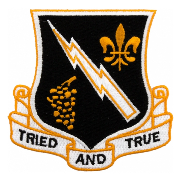 97th Signal Battalion Patch (Tried And True)