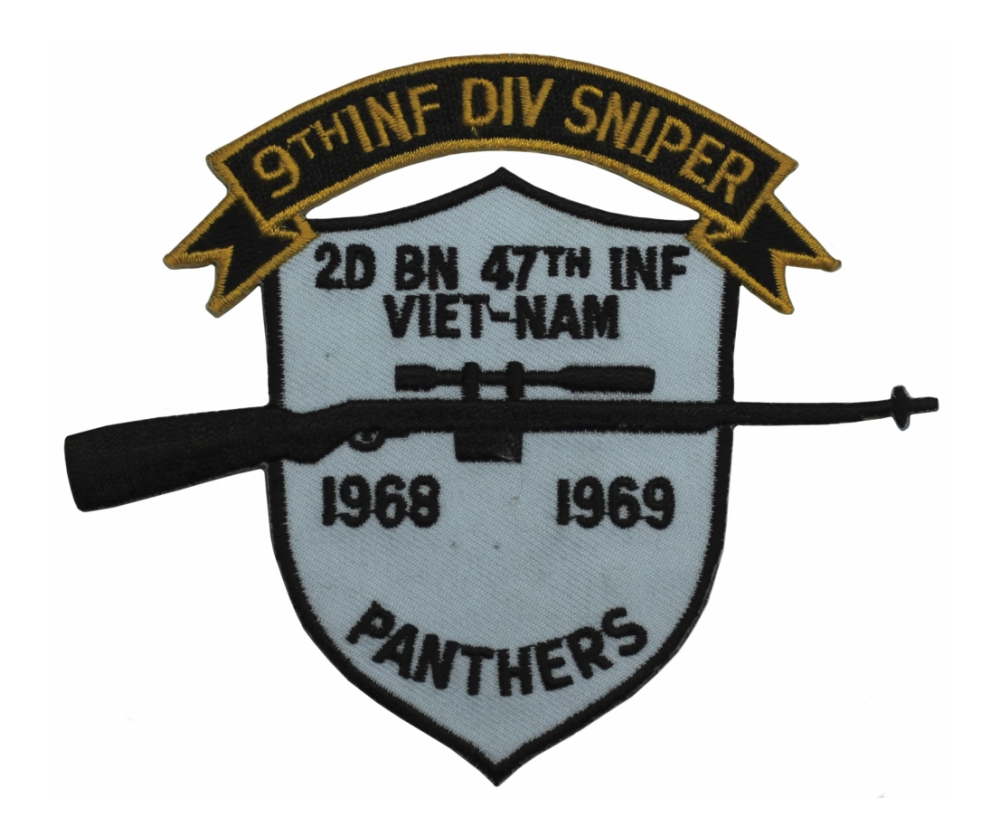 Signal Corps Patches · Sniper Patches