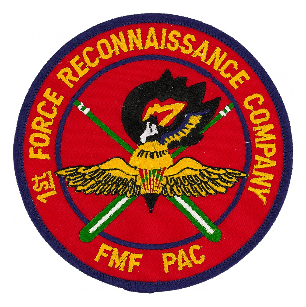 Marine Recon Patches Flying Tigers Surplus