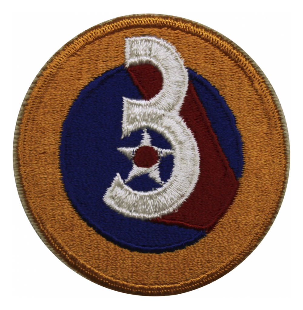 Wwii army air force patches flying tigers surplus 3rd air force patch biocorpaavc Gallery