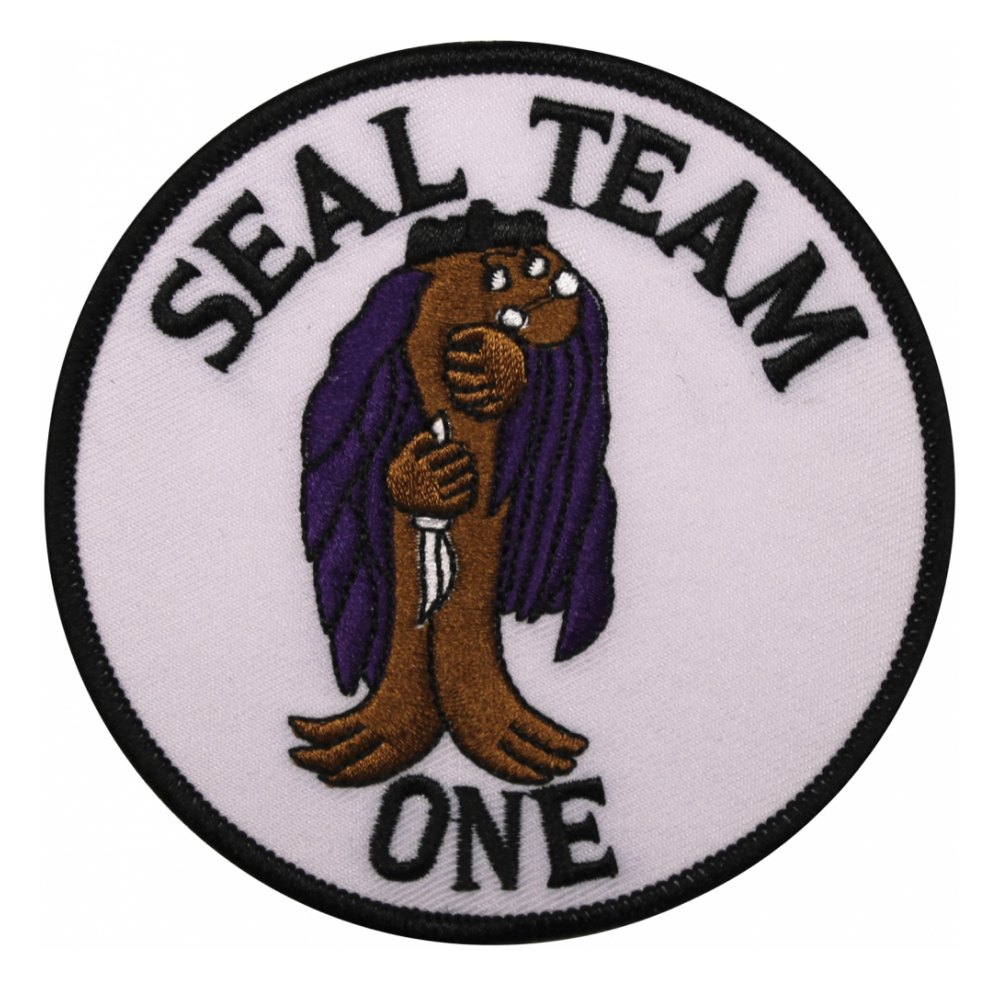 Seal Team 1 Patch | Flying Tigers Surplus