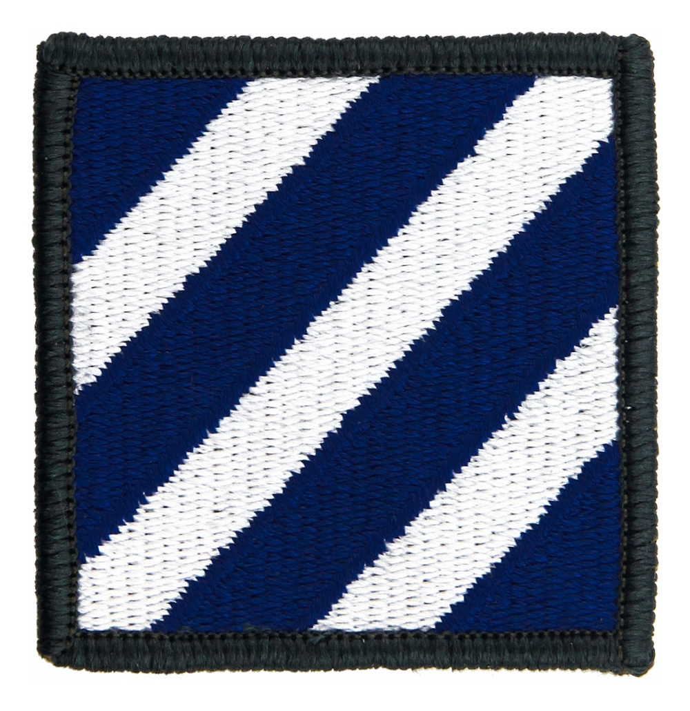 3rd Infantry Division Patch Flying Tigers Surplus