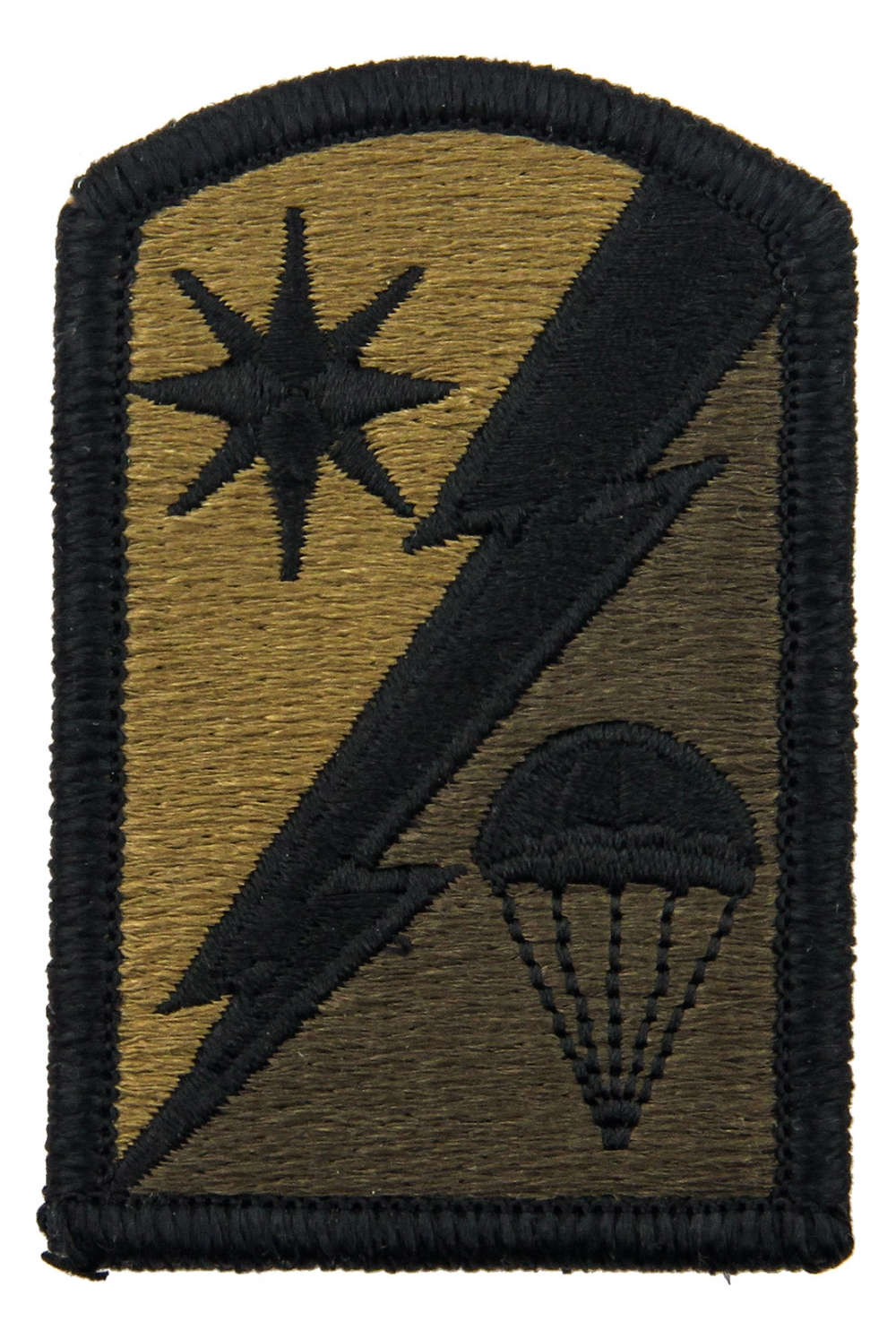82nd Sustainment Brigade Patch Scorpion//OCP with Hook Fastener