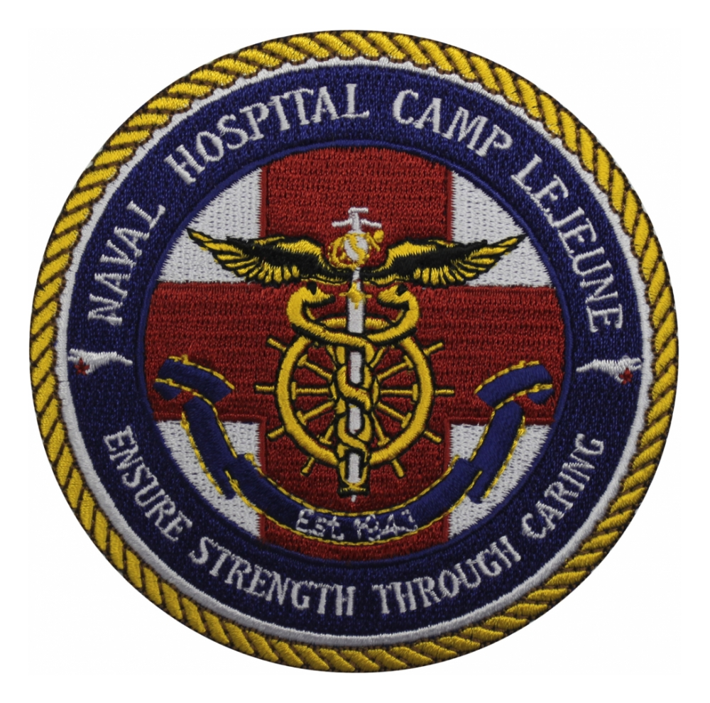 Naval hospital medical patches flying tigers surplus naval hospital camp lejeune patch biocorpaavc Gallery