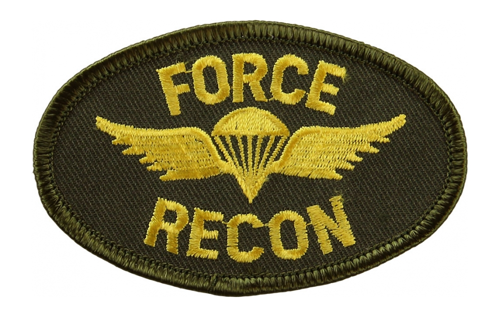 Force Recon Patch Flying Tigers Surplus