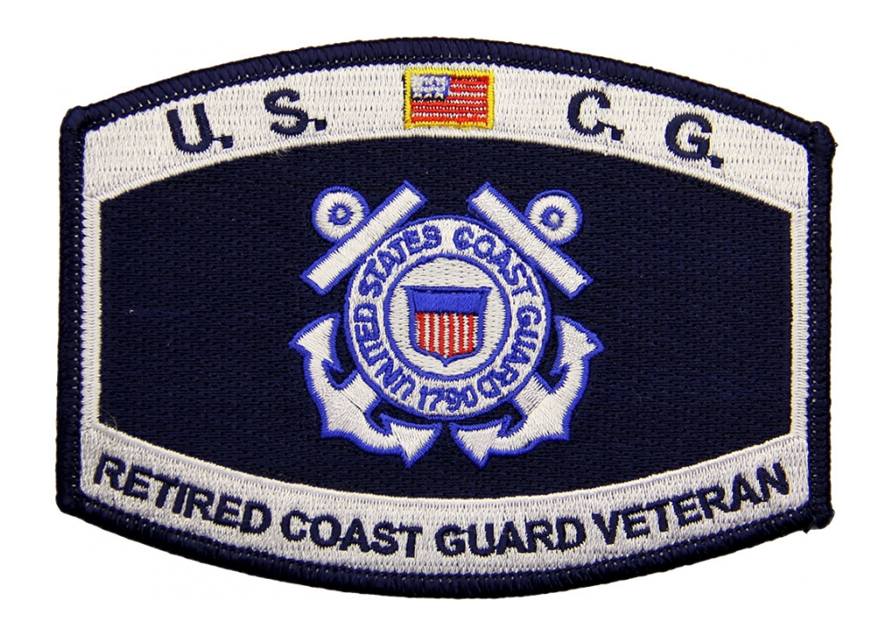 Coast Guard Mos Patches Flying Tigers Surplus